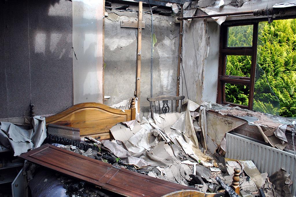 fire restoration toronto